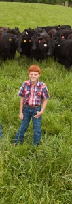 My Future Farmer!
