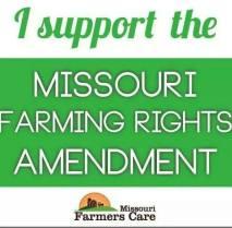 Missouri to Vote on Right to Farm Legislation