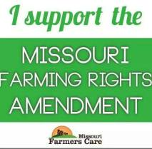 Missouri to Vote on Right to Farm Legislation